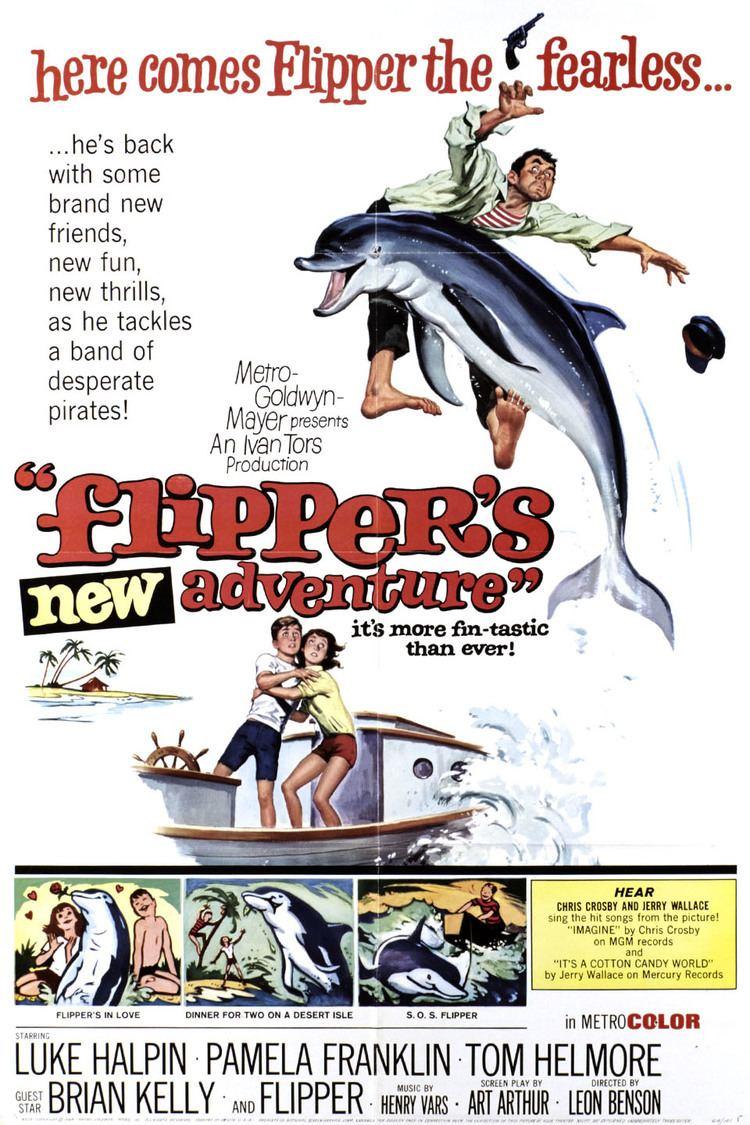 Flipper's New Adventure wwwgstaticcomtvthumbmovieposters4771p4771p