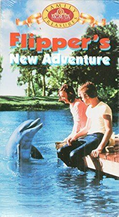 Flipper's New Adventure Amazoncom Flippers New Adventure VHS Luke Halpin Pamela