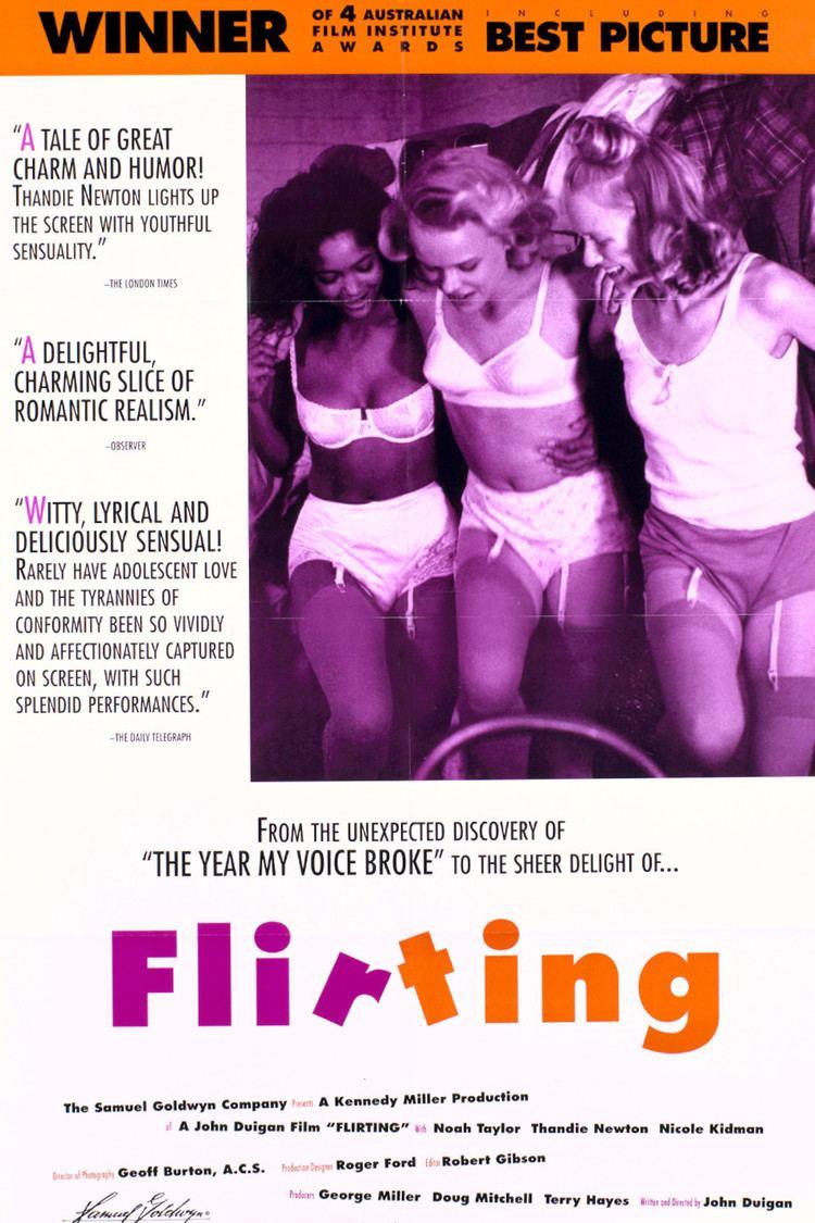 Flirting (film) wwwgstaticcomtvthumbmovieposters5848p5848p