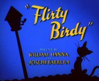 Flirty Birdy movie poster