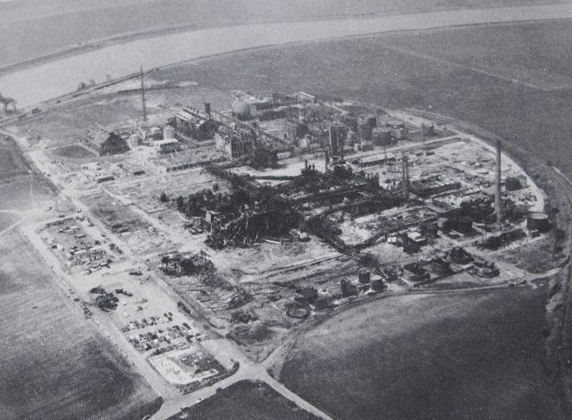 Flixborough disaster Flixborough 1 June 1974 The National Archives blog
