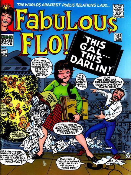 Flo Steinberg Westfield Comics Blog Flo Steinberg