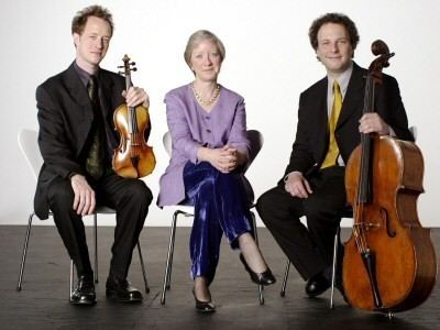 Florestan Trio Florestan Trio Haydn Ives Ravel InstantEncore