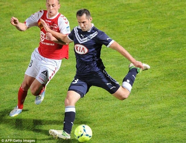 Florian Marange Crystal Palace defender Florian Marange disgusted after being left
