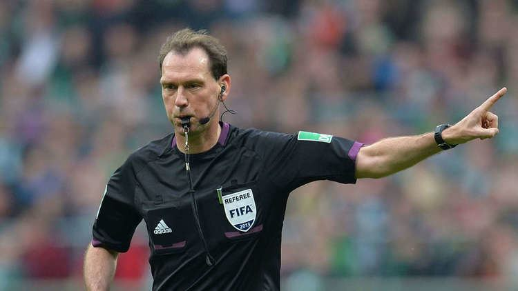 Florian Meyer Florian Meyer to referee DFB Pokal final Bayern News