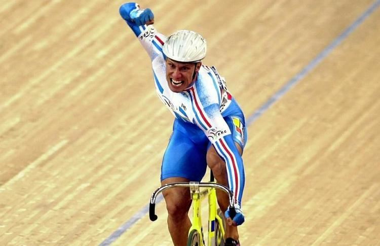 Florian Rousseau Cyclisme Piste ChM Les grandes heures de la piste