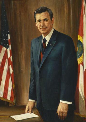 Florida gubernatorial election, 1970