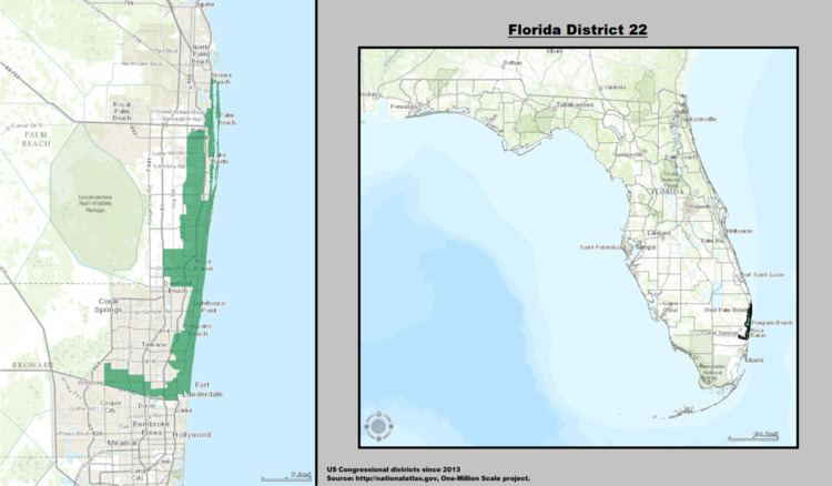 Florida\'s 22nd congressional district - Alchetron, the free social ...