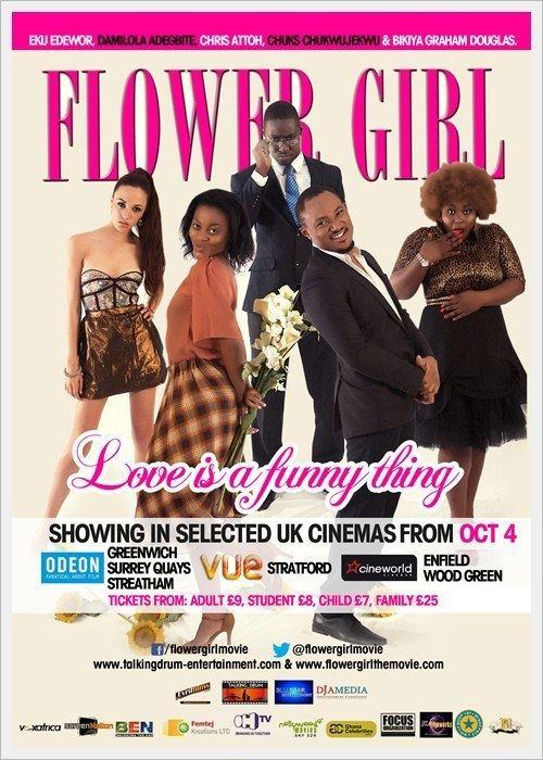 Flower Girl (film) FLOWER GIRL The Movie Prepares For UK Cinema Premire 041013