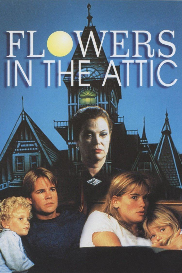 Flowers in the Attic (1987 film) wwwgstaticcomtvthumbmovieposters10477p10477
