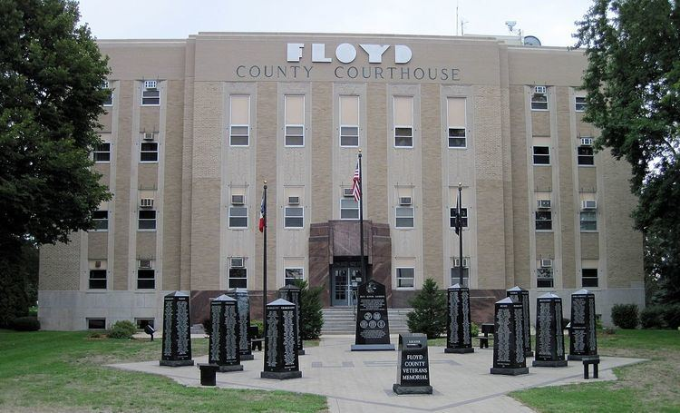 Floyd County Court House