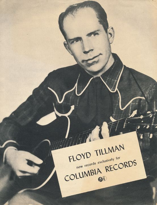 Floyd Tillman Nashville Songwriters Hall of Fame