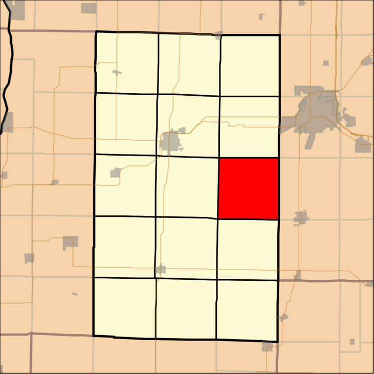 Floyd Township, Warren County, Illinois