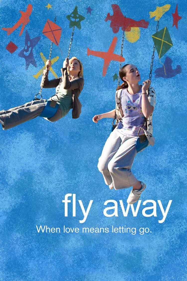 Fly Away (film) wwwgstaticcomtvthumbmovieposters8557359p855