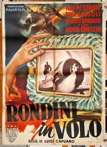 Rondini in volo movie poster