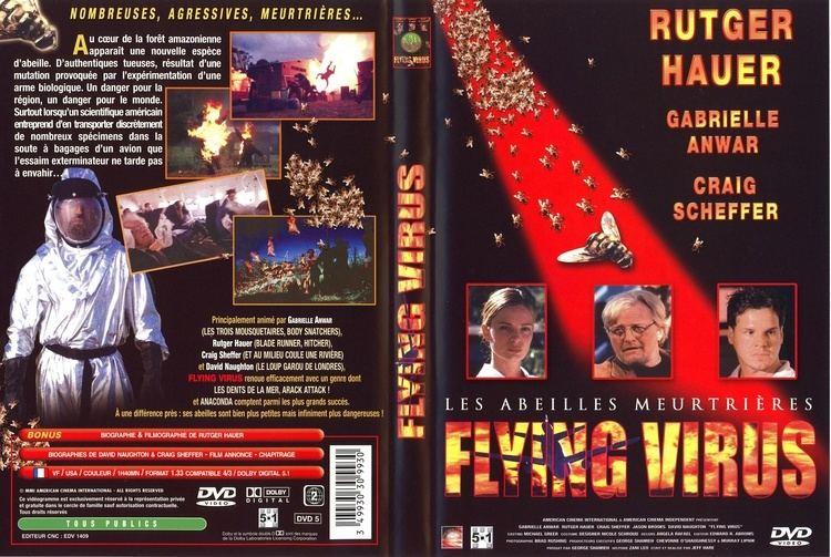 Flying Virus Jaquette DVD de Flying virus Cinma Passion