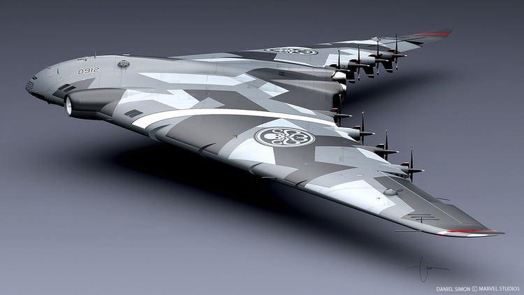 Flying wing Hydra Flying Wing danielsimon