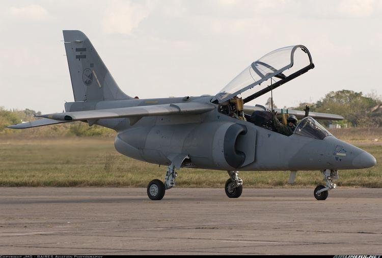 FMA IA 63 Pampa FMA IA63 Pampa II AT63 Argentina Air Force Aviation Photo