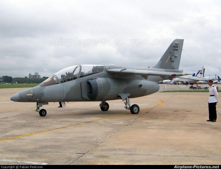 FMA IA 63 Pampa E821 Argentina Air Force FMA IA63 Pampa at Buenos Aires