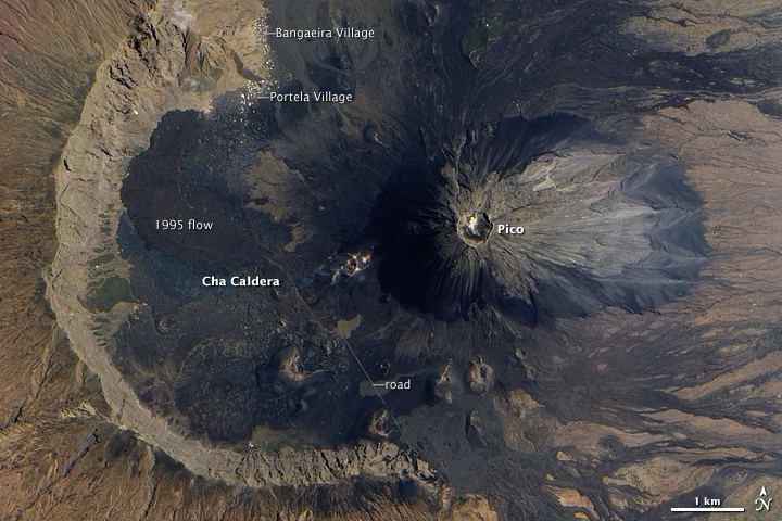Fogo Volcanic Important Bird Area