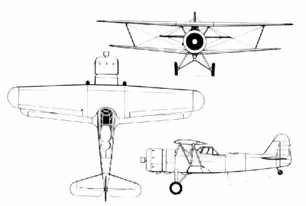 Fokker C.X FOKKER CX
