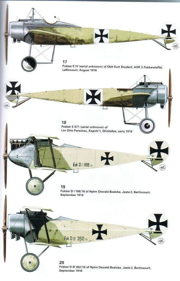 Fokker D.III Attachment browser Fokker DIII Boelcke 2jpg by brennanj2 RC Groups