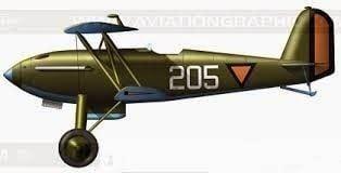 Fokker D.XVII Airplanes in the skies FAF history Fokker DXVII