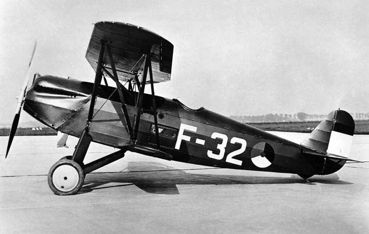 Fokker D.XVII Fokker DXVII