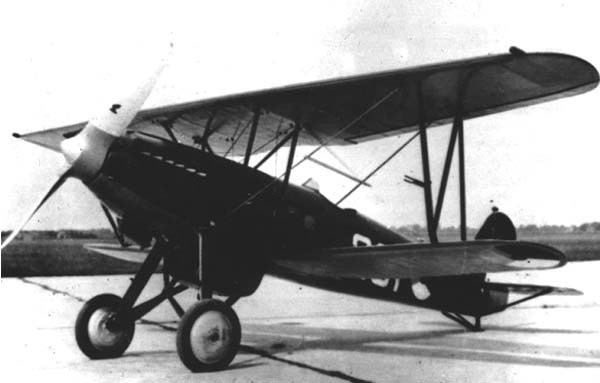 Fokker D.XVII D