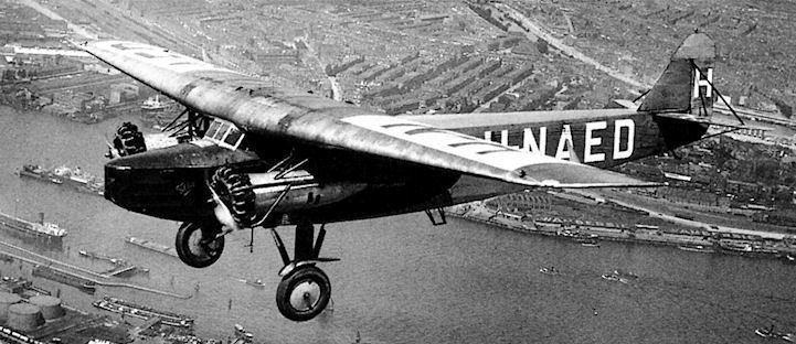 Fokker F.VIII Fokker FVIII