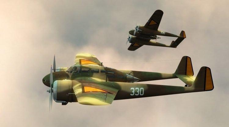 Fokker G.I Fokker GI Fighter Aircraft Pinterest