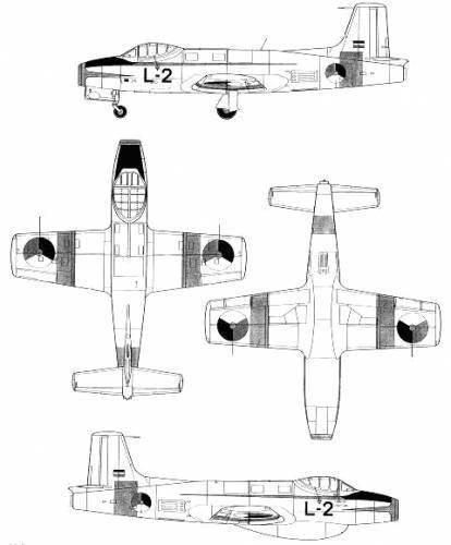 Fokker S 14 Machtrainer