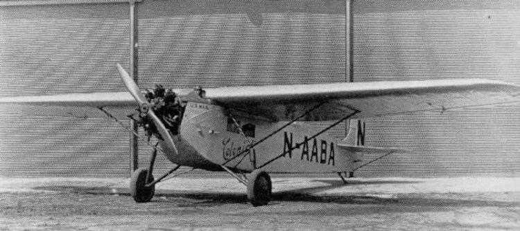 Fokker Universal Fokker Universal voor loodsjpg