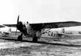 Fokker Universal Fokker Universal Canadianjpg