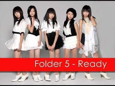 Folder 5 j pop Folder 5 REady YouTube