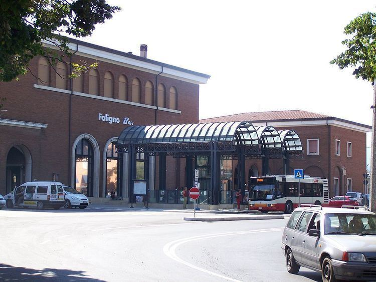 Foligno railway station