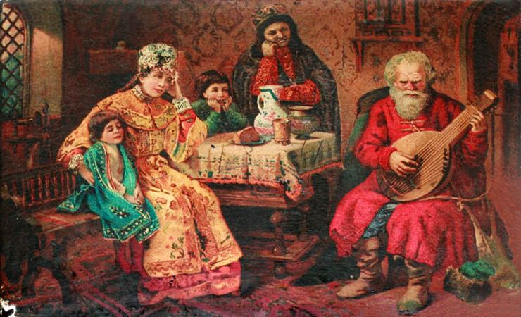 Folklore of Russia
