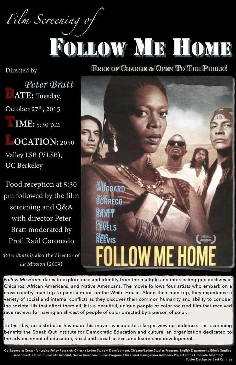 Follow Me Home (film) Follow Me Home Film Berkeley LatinBayAreacom