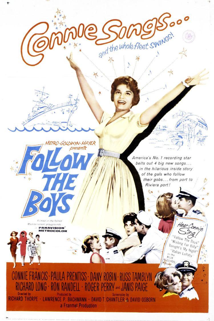 Follow the Boys (1963 film) wwwgstaticcomtvthumbmovieposters2249p2249p