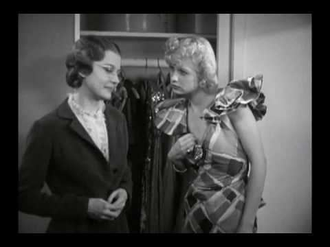 Follow the Fleet Follow The Fleet 1936 Lucille Ball as Kitty Collins YouTube