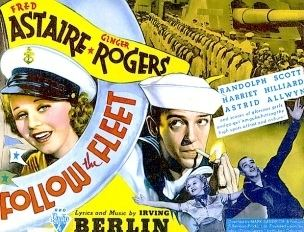 Follow the Fleet Classic Movie Ramblings Follow the Fleet 1936