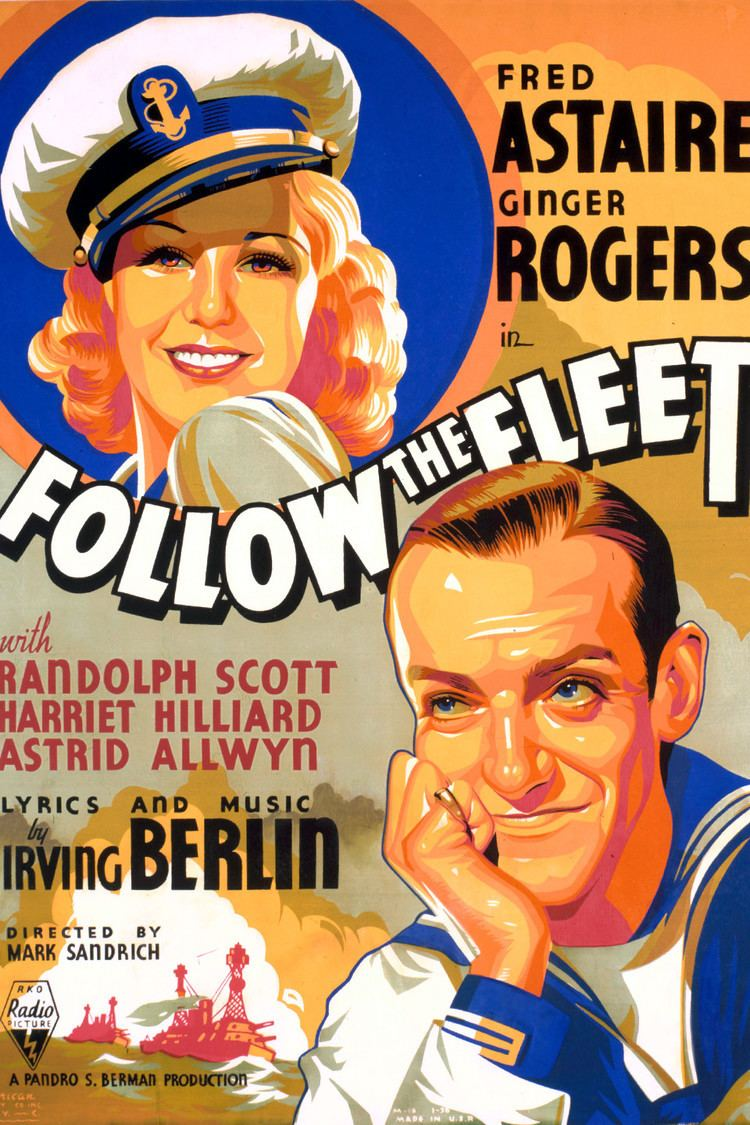 Follow the Fleet wwwgstaticcomtvthumbmovieposters3426p3426p