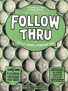 Follow Thru (musical) httpsuploadwikimediaorgwikipediaenthumbe