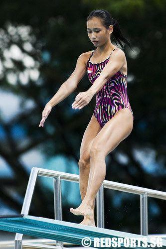 Fong Kay Yian SEA Diving Women39s 3m Springboard Fong Kay Yian and
