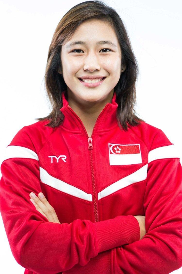 Fong Kay Yian Singapore Swimming Association SEA Games 2015 Diving Team