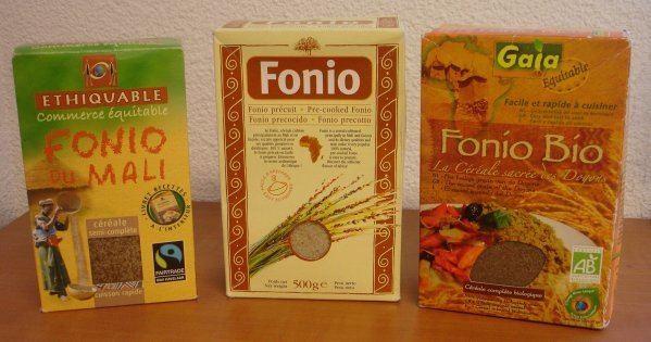Fonio Fonio Upgrading value