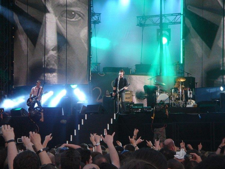 Foo Fighters live performances