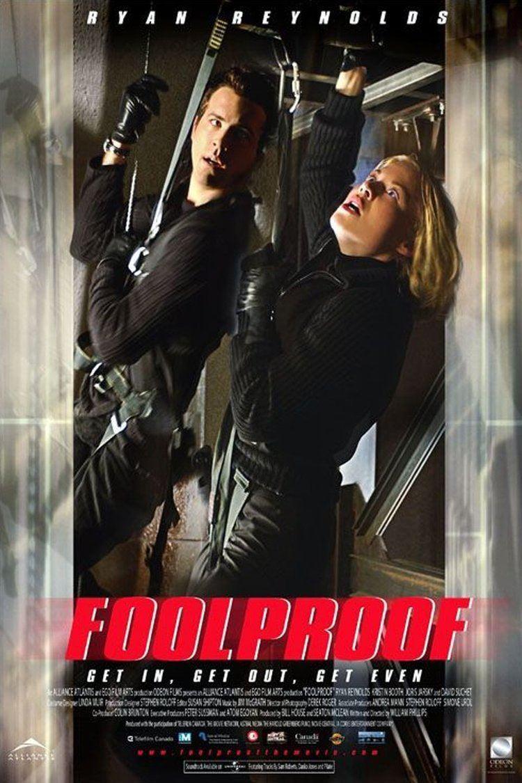 Foolproof (film) wwwgstaticcomtvthumbmovieposters33170p33170