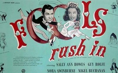 Fools Rush In (1949 film) Fools Rush In 1949 film Wikipedia