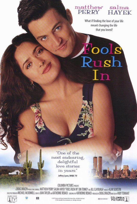 Fools Rush In (1997 film) All Movie Posters and Prints for Fools Rush In JoBlo Posters